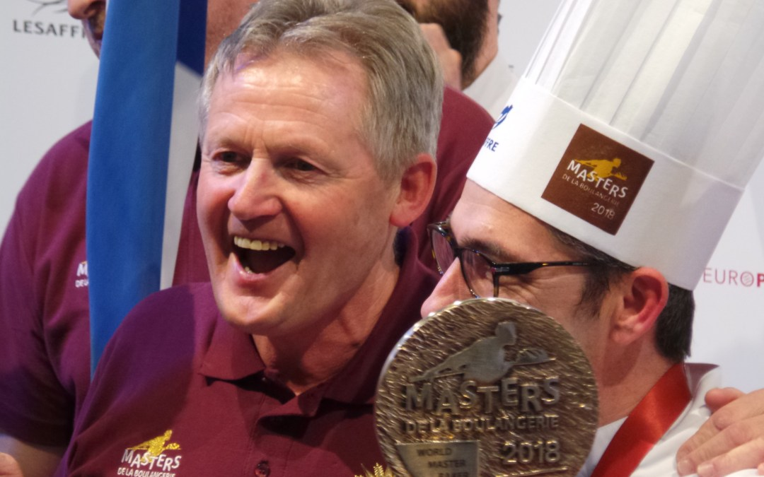 Peter Bienefelt is World Master Baker 2018!