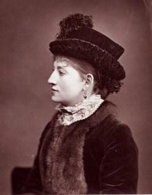 Miss Ellen Lancaster Wallis (1856-1940)