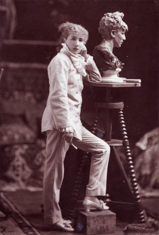 Sarah Bernhardt (1844-1923)
