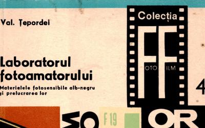 Sortimente de filme negative alb-negru, 1969