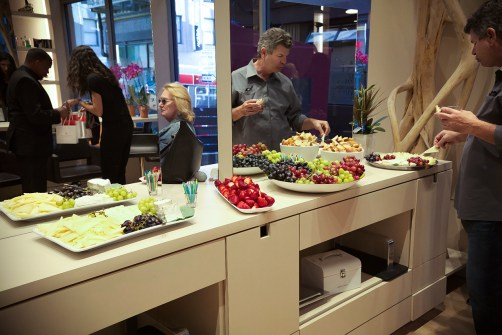 Claude Lane Grand Opening Party