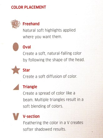 Color Placement Shapes