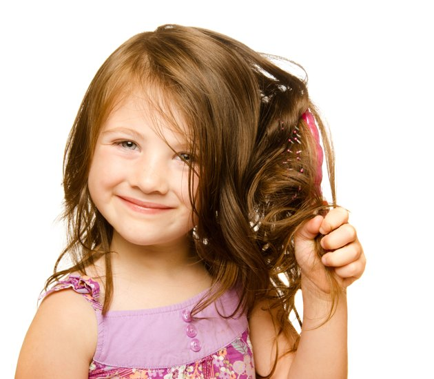 Hair Care Myth 4 You should brush your hair 100 times every day  Atelier Emmanuel