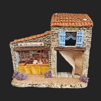 charcuterie corse chez doumé – Aubagne -provence – santon de provence -santon – décors de provence – décors de crèche – crèches de Provence- accessoire de Provence -artisan – made in france – france