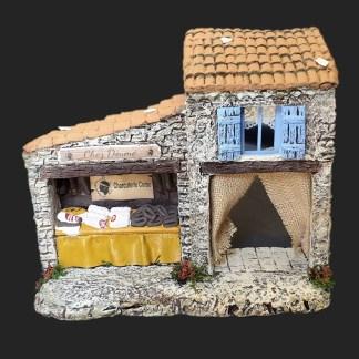 Atelier de fanny – santon – décors de crèche – santon de Provence – santon d'aubagne – aubagne – provence – région – made in france – l'artisanat- charcuterie corse