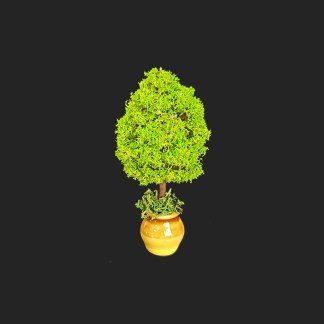jarre émaillée- atelier de Fanny – Aubagne -provence – santon de provence -santon – décors de provence – décors de crèche – crèches de Provence- accessoire de Provence -artisan – made in france – france