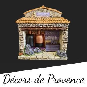 Les Décors de Provence pour votre décor de crèche