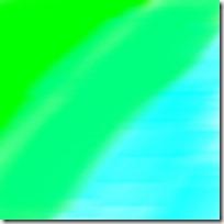 mélange de couleurs vert émeraude