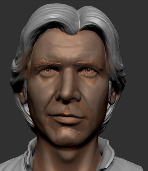 figurine Han Solo