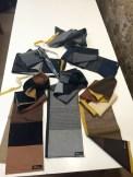 La sciarpa patchwork