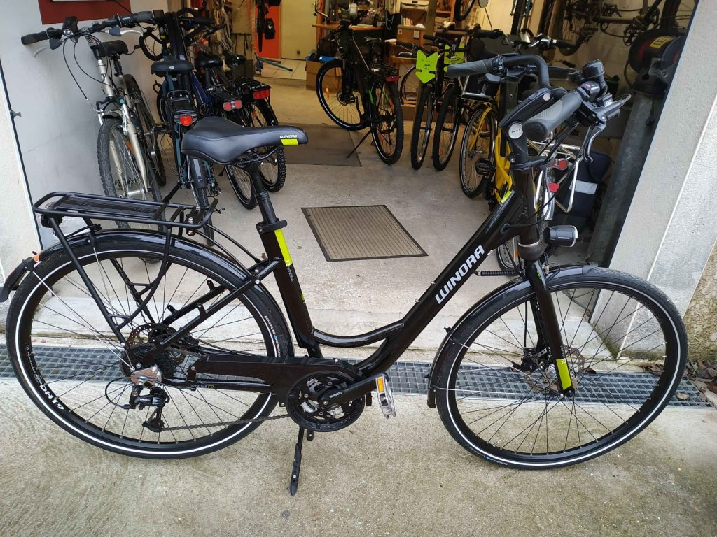 Vélo de ville Winora