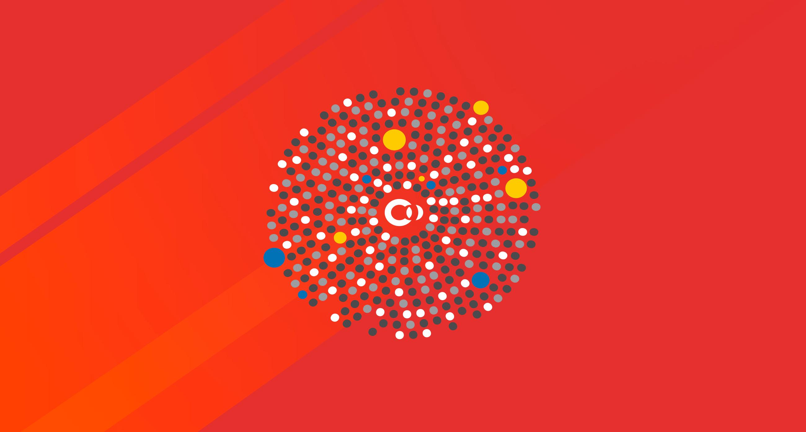 Création graphique du logo et de la charte graphique du Carrefour des Professions