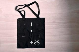 Visual Identity | Werbemedien | Stofftasche | Hipster-Beutel