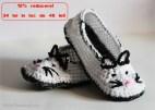 Papuci pisica, 15% reducere ->34 lei