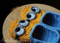 papuci minion