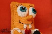 amigurumi spongebob