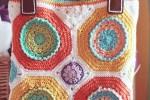 Crochet bag – Geanta crosetata