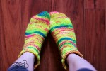 Knitting socks – Tricoteaza sosete!