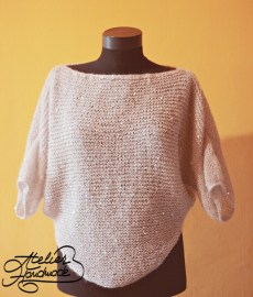 lovely knitted top