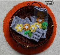 knitted-mittens