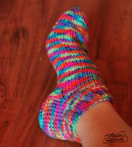 knitting-socks-sosete-tricotate
