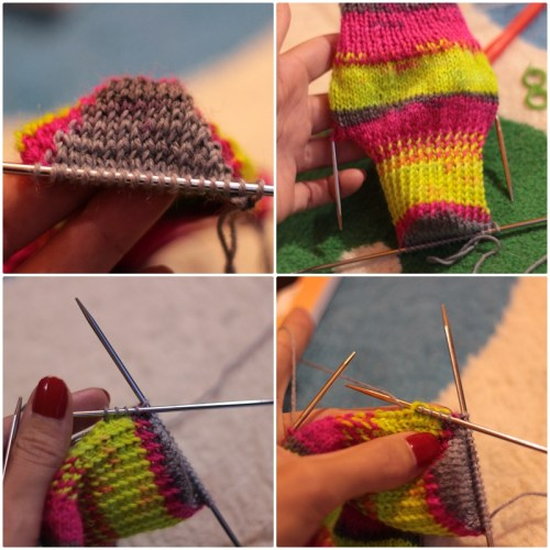 picking-up-stitches-sock-knitting