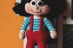 Her name was Lola – Crochet Doll – Papusa Crosetata