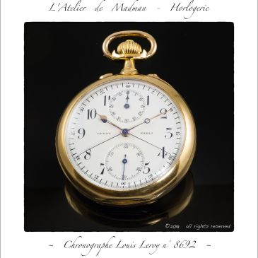 Rhabillage – Louis Leroy n°8692