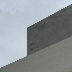 Projet A : vue du toit