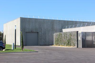 Projet A : entrée garage