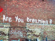 Are You Dreaming © Louis Armand