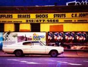 Bowery © Louis Armand