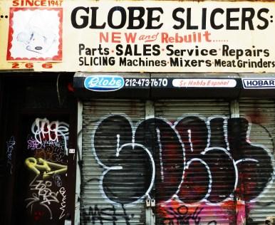 Globe Slicers © 2016