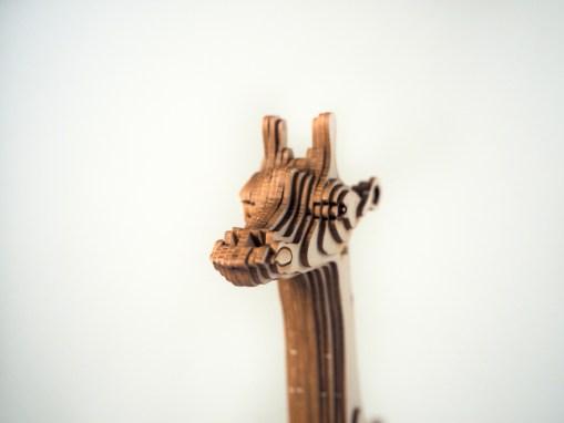 Olaf – La micro girafe