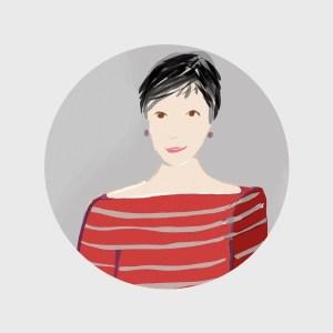 portrait de Caroline Mallaval