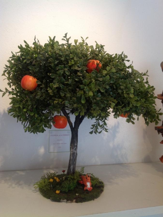 sculpture arbre de Véronique Mallaval - Agde