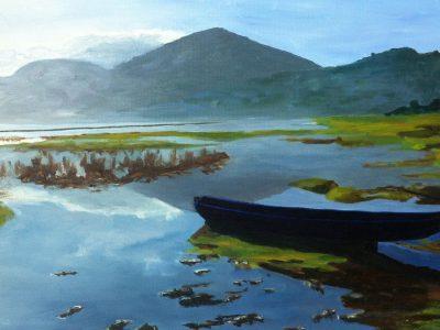 landschapsschilderen olieverf