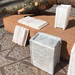 stenen boekjes