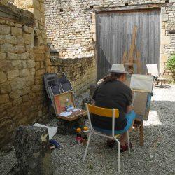 jolanda buiten schilderen