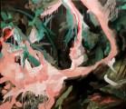 Anne Renaud // Sans titre // huile sur toile // 130 x 150 cm // 2011