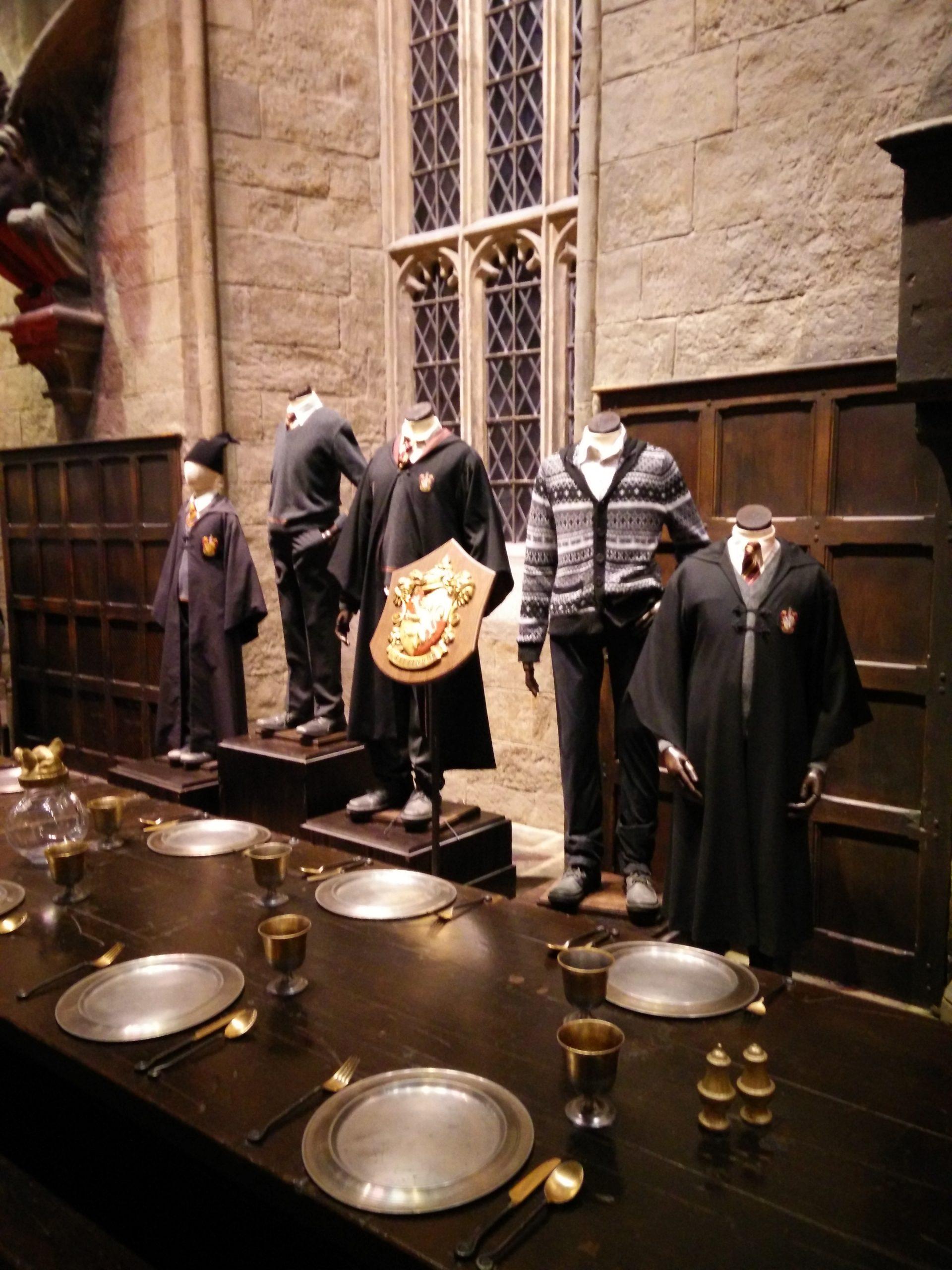 Studios Harry Potter