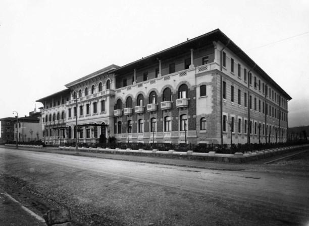 Albergo Impiegati - Atelier Panzano
