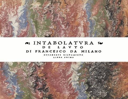 Da Milano | Intabolatura
