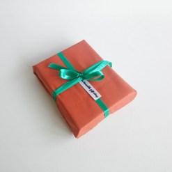 herbruikbare cadeauverpakking