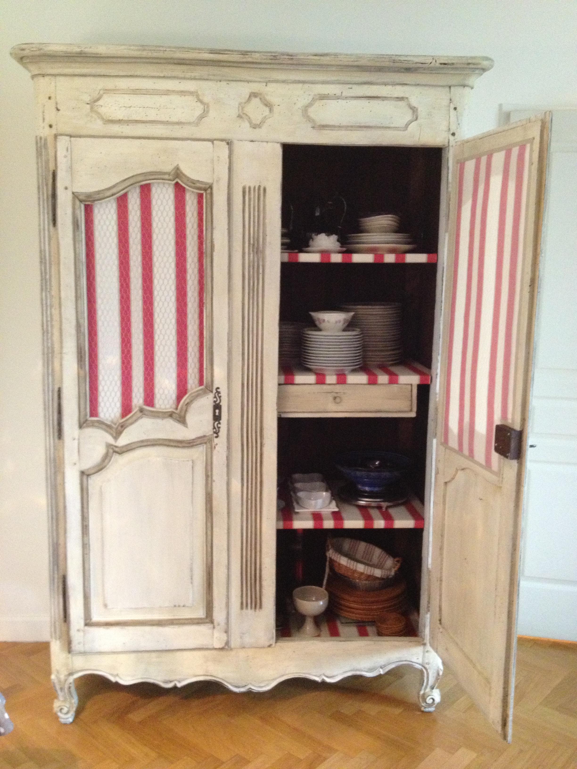 Patine Armoire Atelier Rivay
