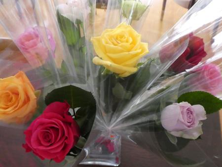 予祝いの花束