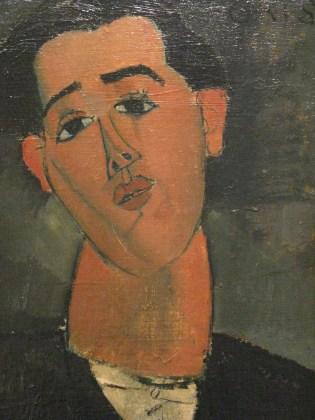 Modigliani - MET New York