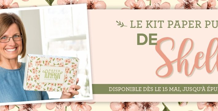 Kit papier Bisou par Shelli Gardner
