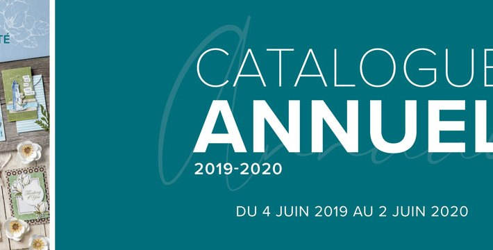 Nouveau catalogue annuel 2019 2020