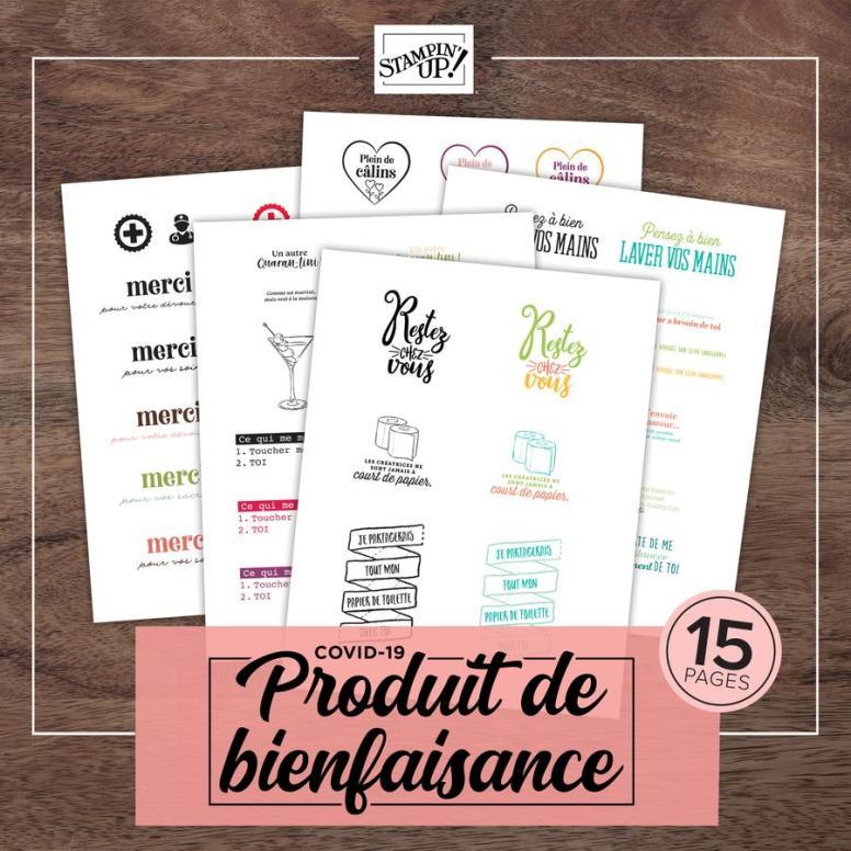 COVID 19 PRODUIT DE BIENFAISANCE 2020 1